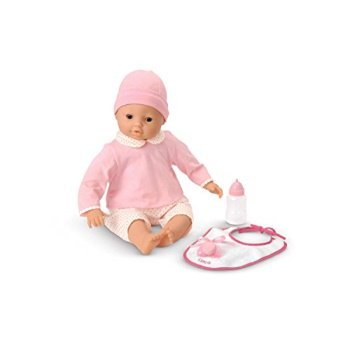 (Corolle Mon Bb Classique Interactive Lila Chrie Doll)