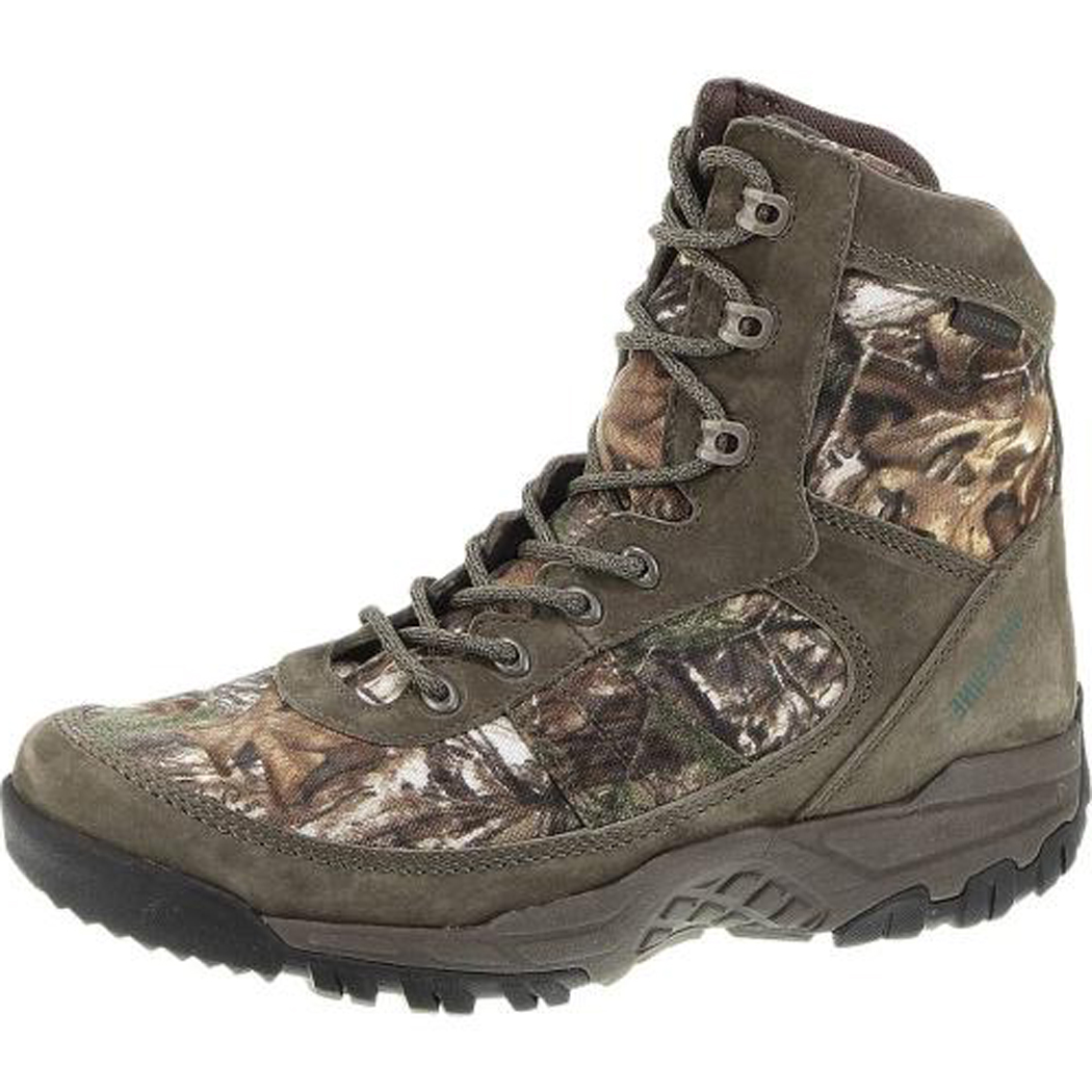 Wolverine W30078 Mens Bob White Waterproof 7 Inch Hunting Boot 8D (M) US