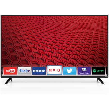 Vizio E48-C2 1080p 120Hz 48″ Smart LED TV, Black (Certified Refurbished)