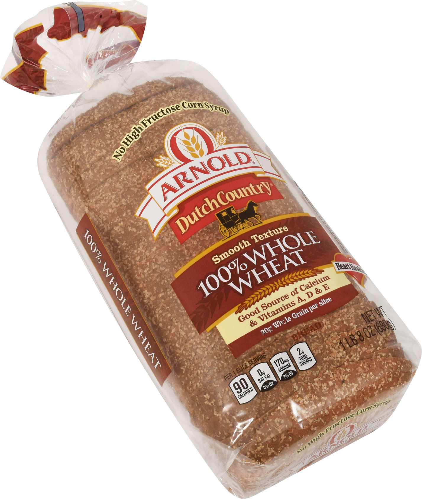 Dutch Country 100% Whole Wheat Bread