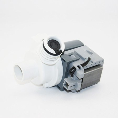 Neptune Washer drain pump motor 62716080, drain pump for washer By (Maytag Neptune Washer Won T Spin Or Drain)
