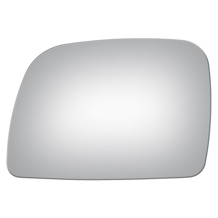 Burco 2674 Driver Side Power Replacement Mirror Glass for 95-97 Lincoln Town Car