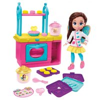 Butterbean's Cafe Magical Bake & Display Oven with Lights & Sounds