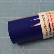 "Reflex Blue 15"" x 3' (feet) ThermoFlex Plus Heat Transfer Vinyl, HTV"