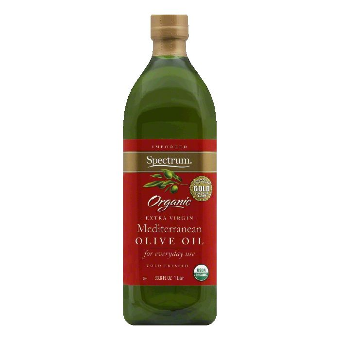 Spectrum Naturals Spectrum Olive Oil Mediterranean Extra ...