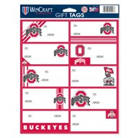 Ohio State Buckeyes Gift Tags