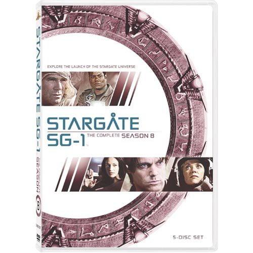 Stargate SG-1: The Complete Eighth Season