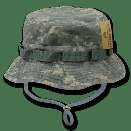Rapid Dominance Boonies Vintage Jungle Bucket Military Fishing Hunting Rain Hats  Caps - Walmart.com 51c3e6cca04