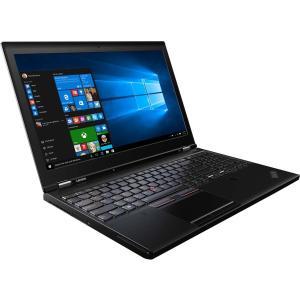 "Lenovo THinkPad P51 15.6"" LCD Mobile Workstation Intel Core i7-7700HQ Quad-core 2.8 GHz 16 GB DDR4 SDRAM... by Lenovo"