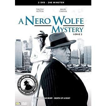 A Nero Wolfe Mystery - Series 2 - 2-DVD Box Set ( Over My Dead Body / Death of a Doxy ) ( A Nero Wolfe Mystery - Series Two ) [ NON-USA FORMAT, PAL, Reg.2 Import - Netherlands ]