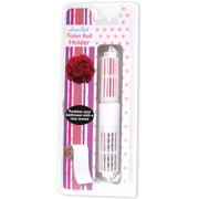 Rose Scented Toilet Paper Roll Holder (Available in a pack of 24)