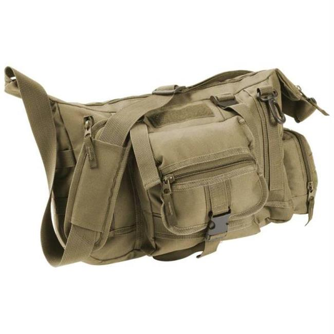 Extreme Pak LUPACKOD3 Extreme Pak Olive Drab Green 15 in. Tactical Style Messenger Bag