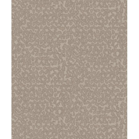 Natural Faux 2 - Modern Geometric Stone Wood Rustic Grey Wallpaper Sample - image 1 of 1