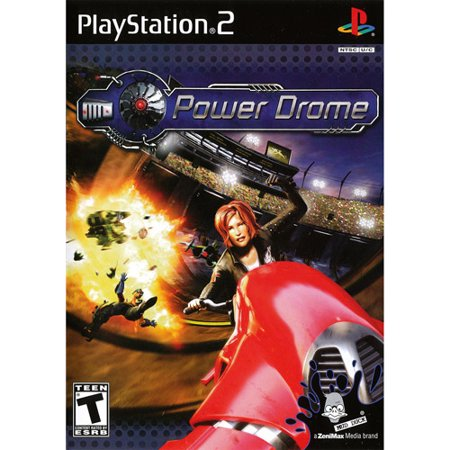 Power Drome Racing (PS2)