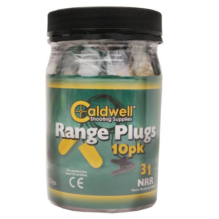 Caldwell Range Plugs with Cord