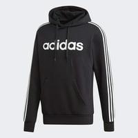 adidas Essential 3-Stripe Logo Men's Hoodie