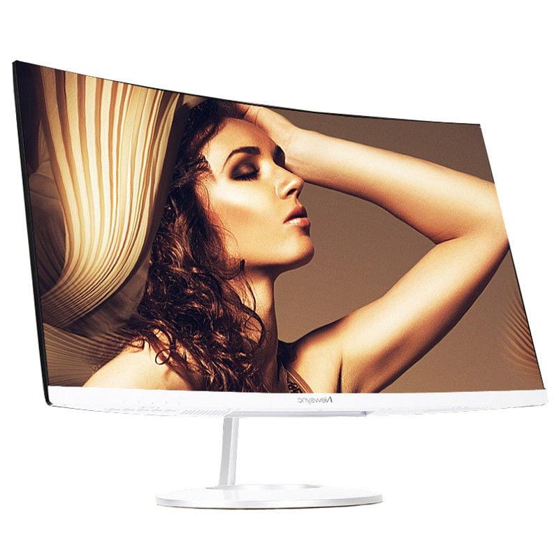 "New NEWSYNC X27C REAL 144 CURVED 27"" LED PVA 1920x1080 FHD (144Hz / Crosshair Target/ Game Mode / FreeSync / Flicker-Free / Low Blue Light) DP HDMI Monitor"