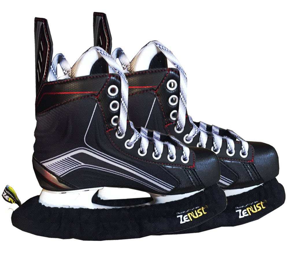 Hockey Skate Blade Covers with Zerust Rust Protection and Rust Prevention Technology Size... by