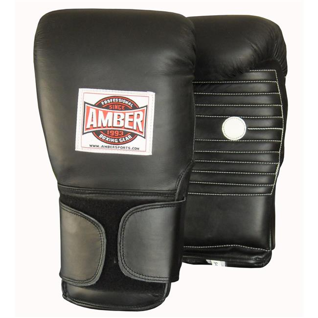 Amber Trainers Focus Mitts
