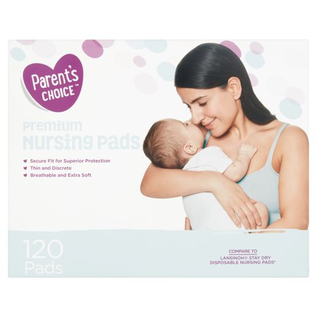 Parent's Choice Premium Nursing Pads, 120 Count