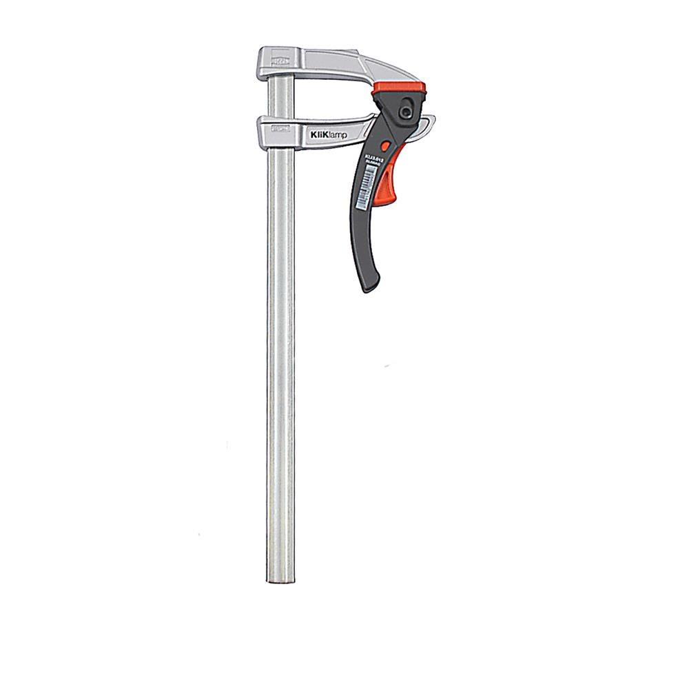 Bessey Clamp Woodworking Small Lever Clamp Kliklamp 16 X 3 In 260 Lb Kli3 016 Walmart Com Walmart Com