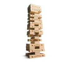 Kansas Jayhawks 4' Tumble Tower - No Size