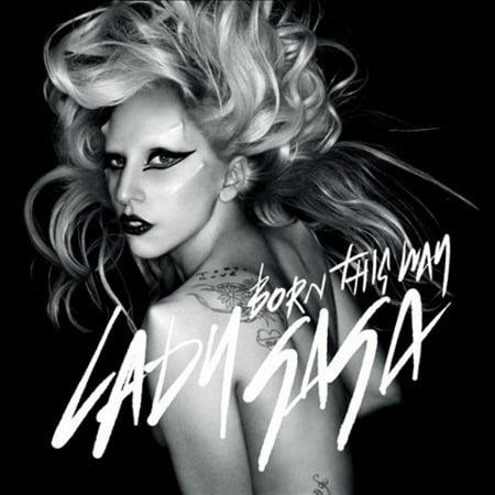 Anderson Lady Gaga           Born This Way Ep   R