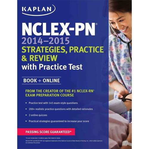 Kaplan NCLEX-PN 2014-2015: Strategies, Practice, and Review With Practice Test