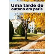 Uma tarde de outono em Paris - eBook