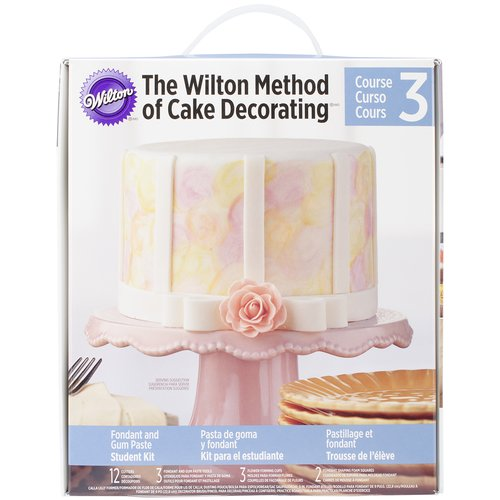 Wilton Course 3 Student Decorating Kit 2116-2118