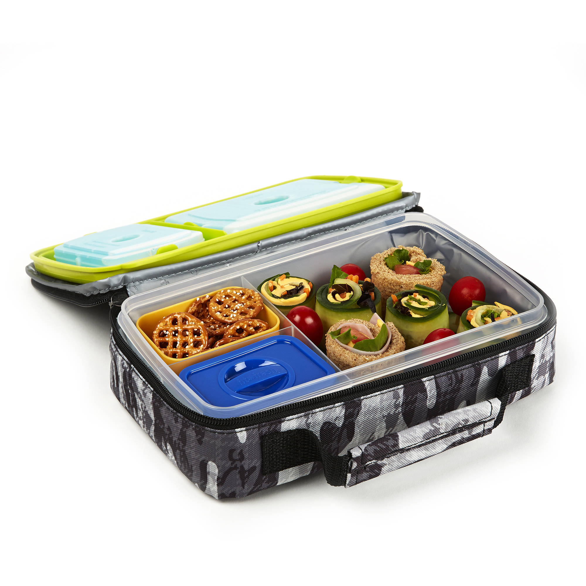 LOTG Lunch Kit, Bento Boy Biker