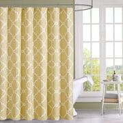 Home Essence Sereno fretwork Shower Curtain