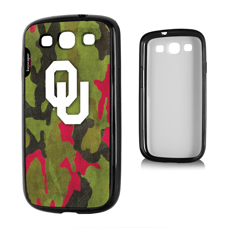 Oklahoma Sooners Galaxy S3 Bumper Case