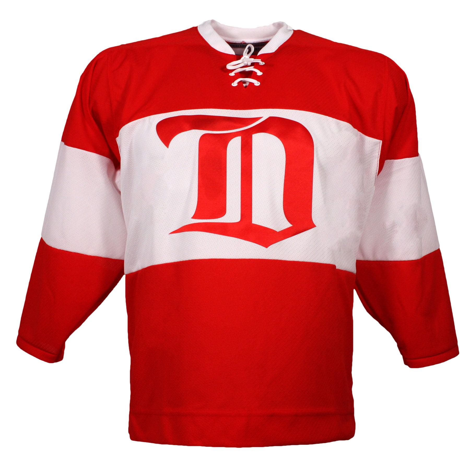 Detroit Red Wings Vintage Replica