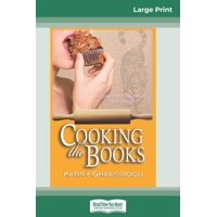Cooking the Books: A Corinna Chapman Mystery (16pt Large Print Edition) (Paperback)(Large Print)