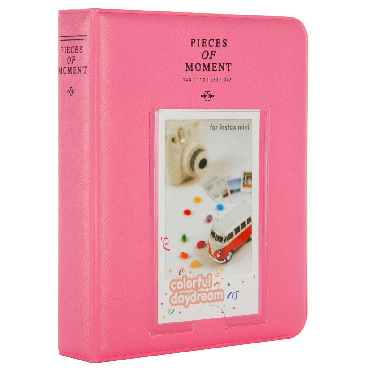 Fujifilm Instax Mini Photo Album Polaroid Mini Pocketsize Album 64
