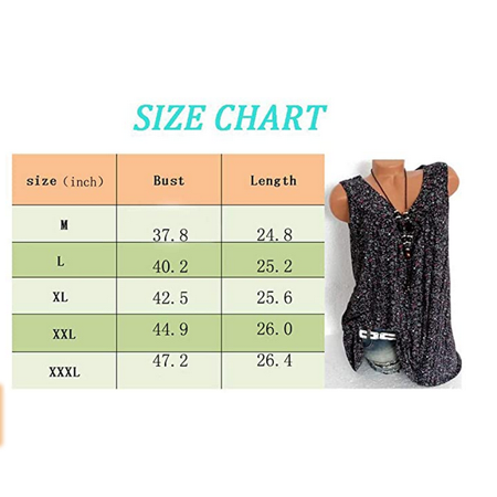 Womens Summer Loose Sleeveless Vest T Shirt Blouse Boho Lace Tops Plus Size