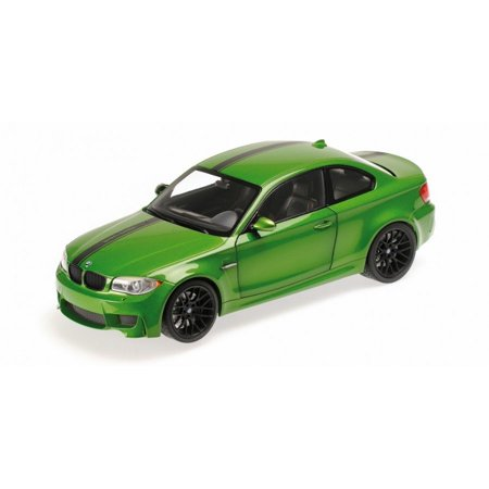 2011 BMW Serie 1 M Coupe Model Car in 1:18 Scale by