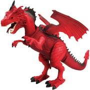BO Walking Dragon, Red by Generic