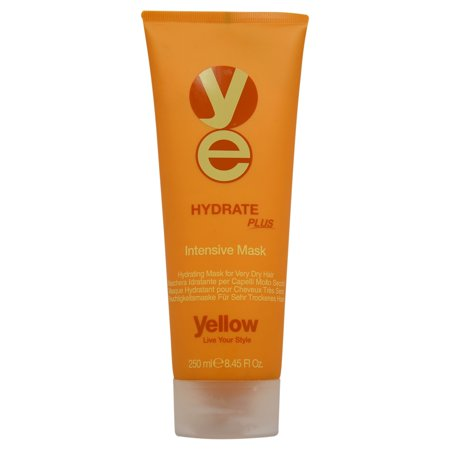 Image of ALFAPARF Yellow Hydrate Intensive Mask, 8.45 Oz
