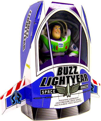 Toy Story Buzz Lightyear Action Figure  sc 1 st  Walmart & Toy Story Buzz Lightyear Action Figure - Walmart.com