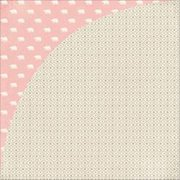 "Juniper Berry Double-Sided Cardstock 12""X12""-Jolly Bear"