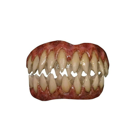 Adult Soul Eater Teeth Halloween Costume Accessory - Halloween Costume Teeth