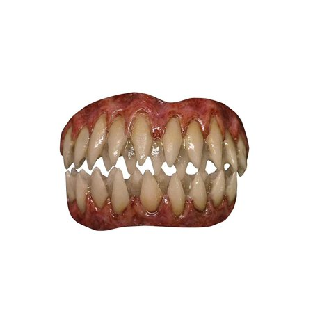 Adult Soul Eater Teeth Halloween Costume Accessory