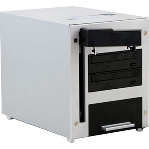 CUBE 2-DRIVE 25DISC 2 ROBOTIC STANDALONE CD DVD DUPLICATOR