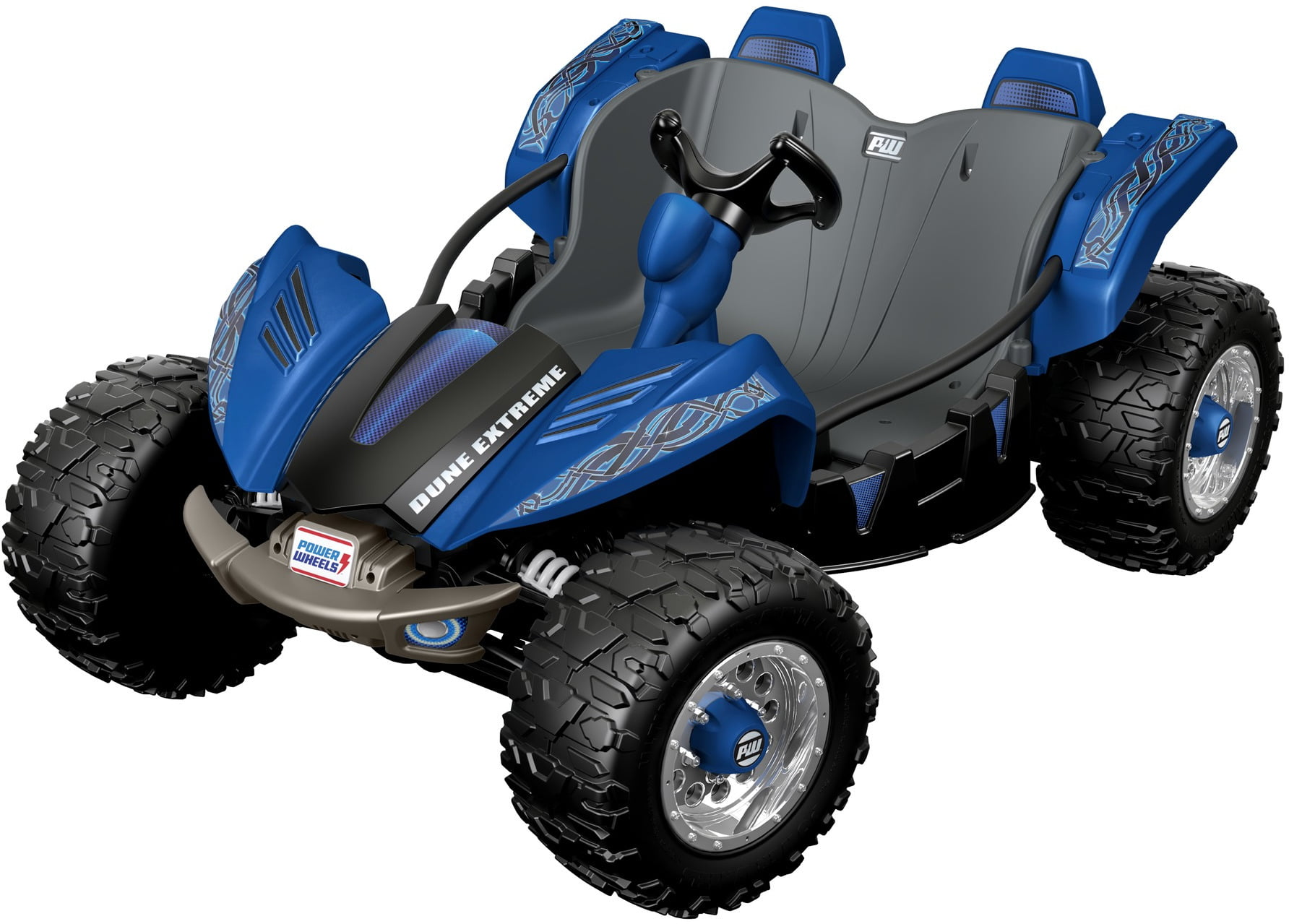 Power Wheels 12v Dune Racer Extreme Green Pink Purple Blue Walmart Com Walmart Com