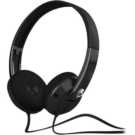Skullcandy Uprock Over Ear Headphones With Mic  S5urdy 003  Black