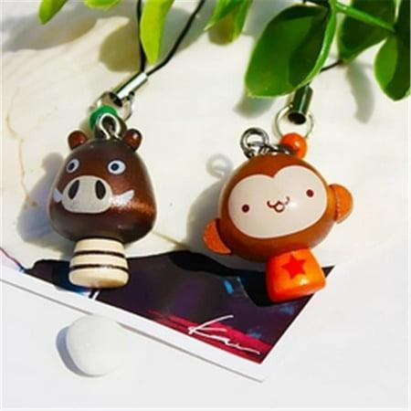 9f6aa7b699dba0 Mini Animal 1 - Cell Phone Charm Strap Camera Charm Strap & Handbags  Charms - Walmart.com
