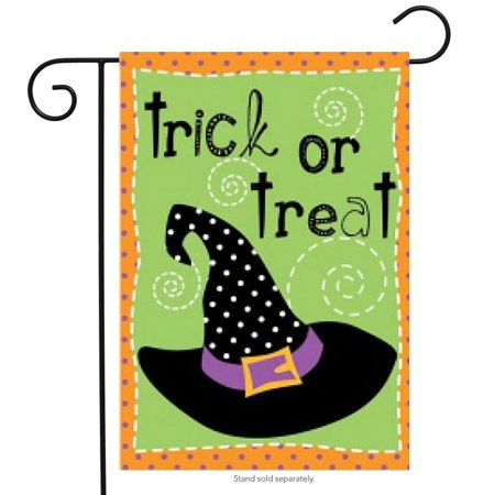 Halloween Hijinks (Halloween Hijinks Garden Flag Halloween Double Sided 12