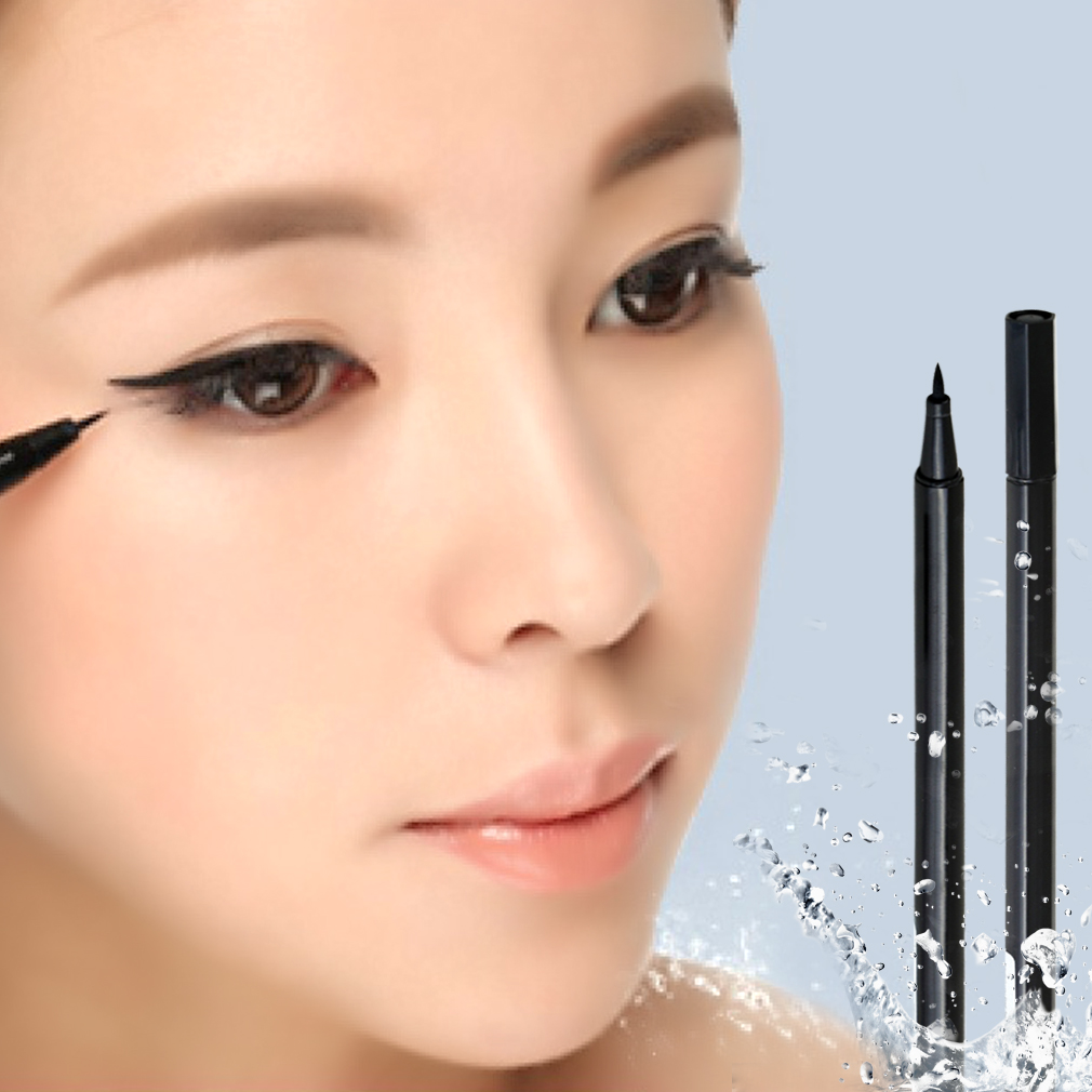 Makeup Gel Thin Design Waterproof Eyeliner Liquid Pen Eye Liner Pencil